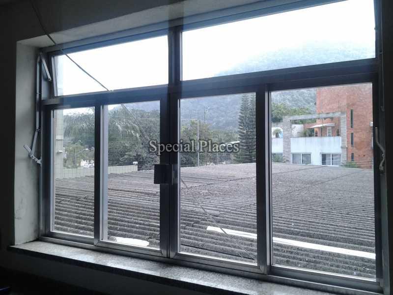VISTA SALA - Prédio 977m² à venda Barra da Tijuca, Rio de Janeiro - R$ 4.400.000 - BAC5105 - 14