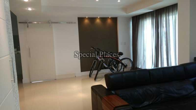 SALA  - Casa em Condomínio 5 quartos à venda Vargem Pequena, Rio de Janeiro - R$ 1.380.000 - BAC5888 - 13