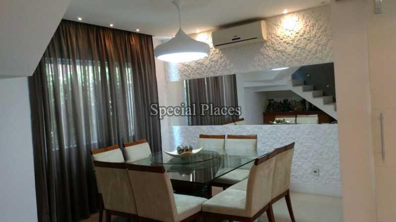 SALA - Casa em Condomínio 5 quartos à venda Vargem Pequena, Rio de Janeiro - R$ 1.380.000 - BAC5888 - 9