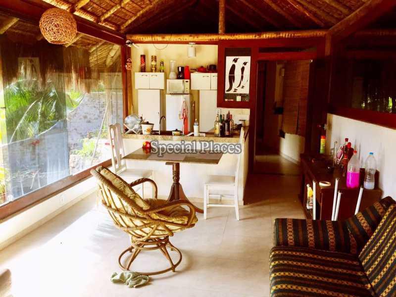SALA - Casa em Condomínio 2 quartos para alugar Joá, Rio de Janeiro - R$ 1.000 - LOC1064 - 8
