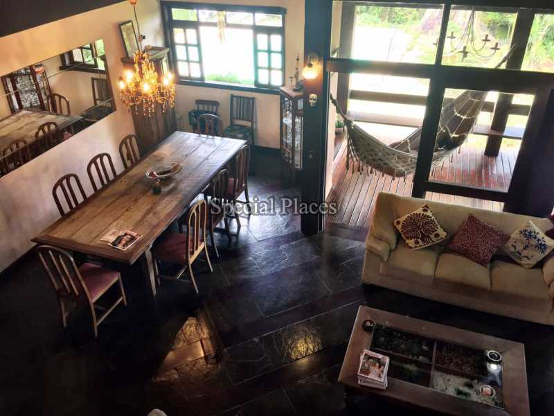 SALA - Casa em Condomínio 5 quartos para alugar Itanhangá, Rio de Janeiro - LOC1069 - 10