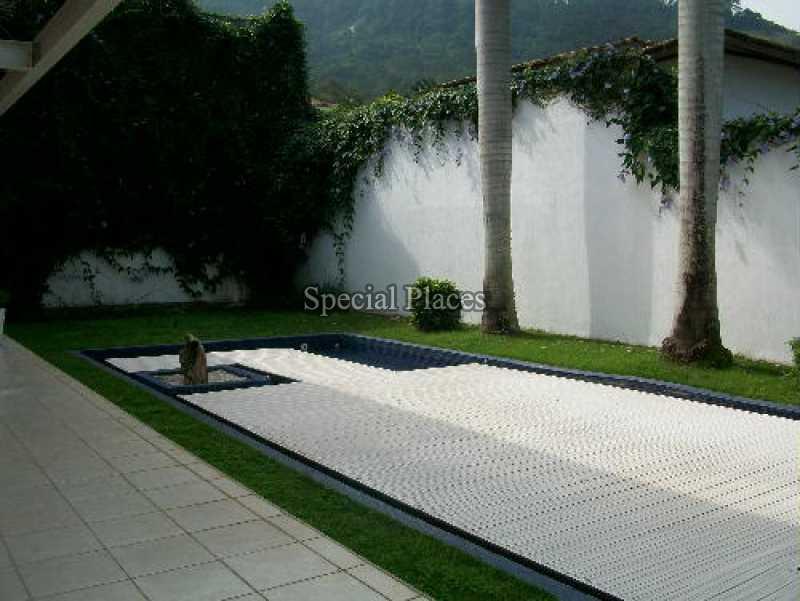 DECK - Casa em Condomínio 4 quartos para alugar Itanhangá, Rio de Janeiro - LOC1071 - 8