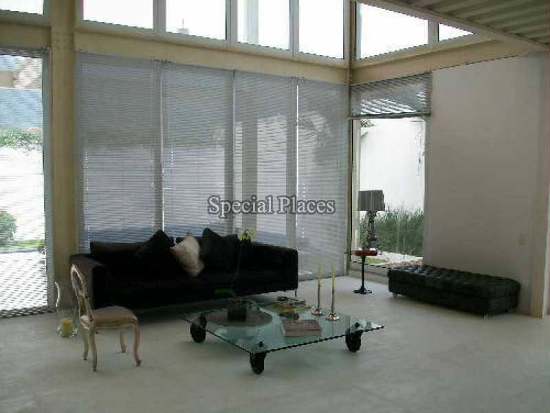 SALA - Casa em Condomínio 4 quartos para alugar Itanhangá, Rio de Janeiro - LOC1071 - 15