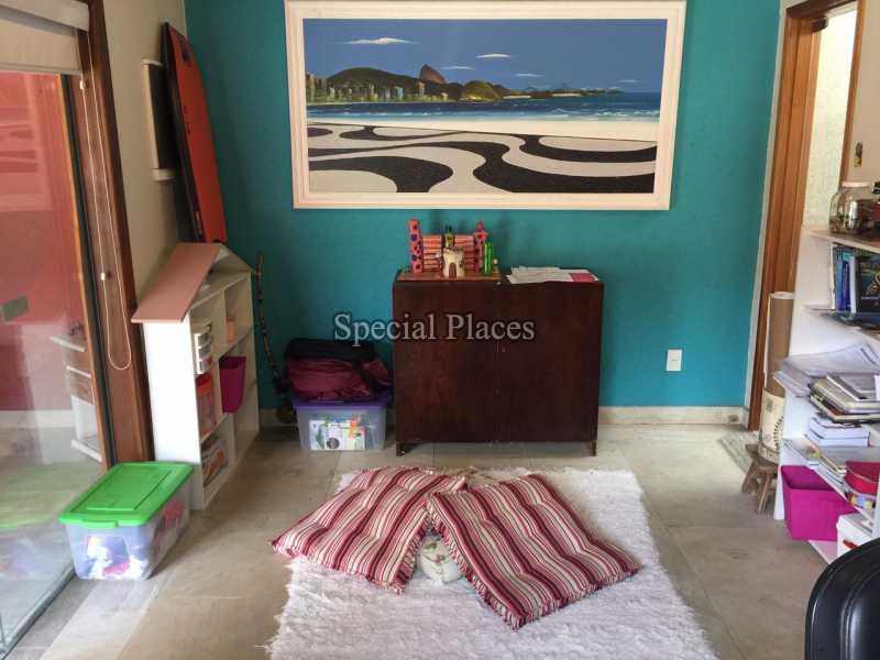. - Casa em Condomínio 5 quartos para alugar Recreio dos Bandeirantes, Rio de Janeiro - LOC1076 - 14