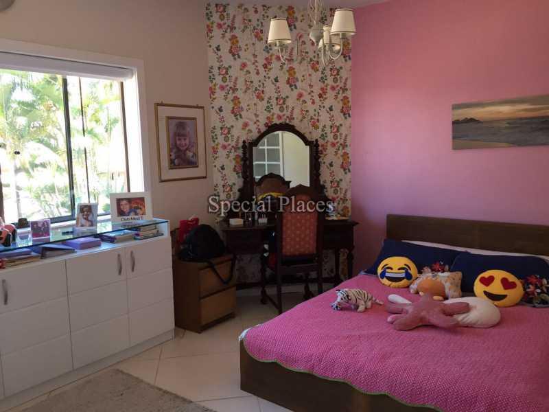 Suite - Casa em Condomínio 5 quartos para alugar Recreio dos Bandeirantes, Rio de Janeiro - LOC1076 - 16