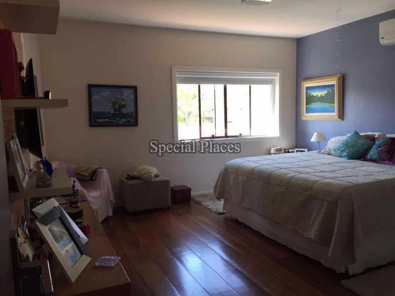 Suite - Casa em Condomínio 5 quartos para alugar Recreio dos Bandeirantes, Rio de Janeiro - LOC1076 - 21
