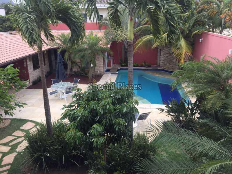 Lazer - Casa em Condomínio 5 quartos para alugar Recreio dos Bandeirantes, Rio de Janeiro - LOC1076 - 7