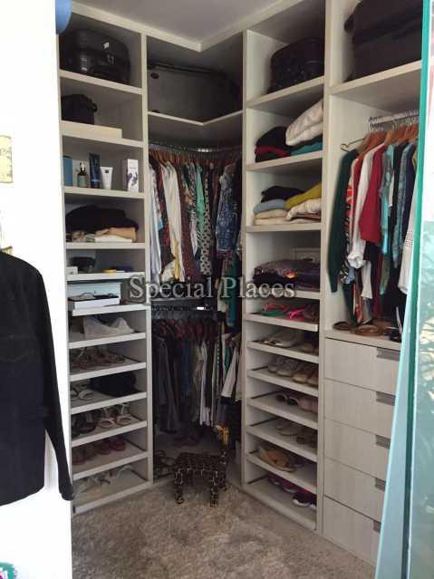 Closet - Casa em Condomínio 5 quartos para alugar Recreio dos Bandeirantes, Rio de Janeiro - LOC1076 - 23
