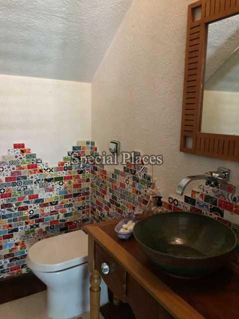 Banheiro Suite - Casa em Condomínio 5 quartos para alugar Recreio dos Bandeirantes, Rio de Janeiro - LOC1076 - 27