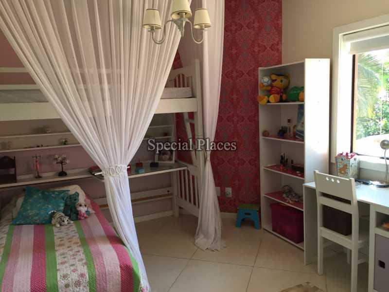 Suite - Casa em Condomínio 5 quartos para alugar Recreio dos Bandeirantes, Rio de Janeiro - LOC1076 - 26