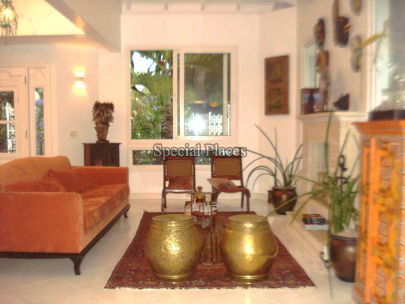 SALA - Casa em Condomínio 3 quartos para alugar Recreio dos Bandeirantes, Rio de Janeiro - LOC1089 - 16