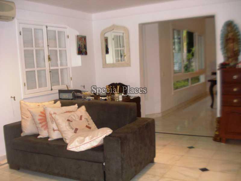 SALA - Casa em Condomínio 3 quartos para alugar Recreio dos Bandeirantes, Rio de Janeiro - LOC1089 - 17