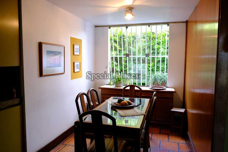 COPA  - Casa 4 quartos à venda São Conrado, Rio de Janeiro - R$ 2.800.000 - BAC5952 - 22