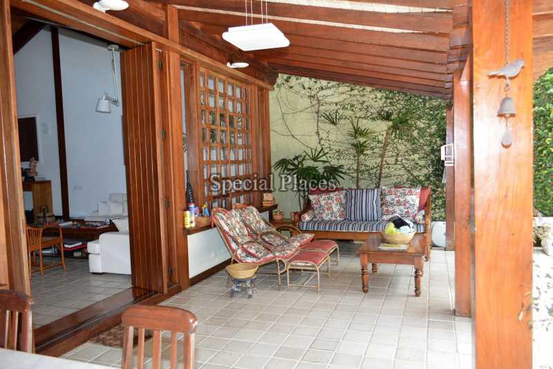 VARANDÕES - Casa em Condomínio 3 quartos para alugar Itanhangá, Rio de Janeiro - LOC1098 - 24
