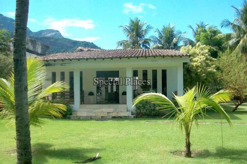 FACHADA - Casa 3 quartos à venda Barra da Tijuca, Rio de Janeiro - R$ 2.750.000 - BAC5978 - 5