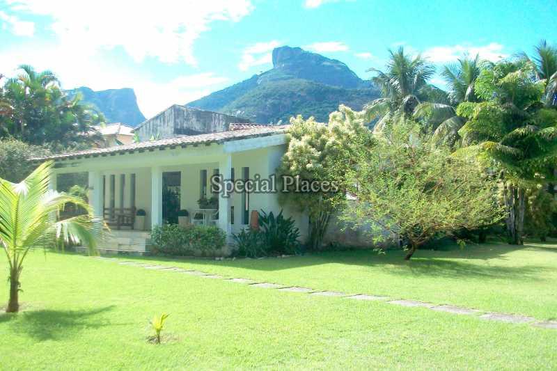 FACHADA - Casa 3 quartos à venda Barra da Tijuca, Rio de Janeiro - R$ 2.750.000 - BAC5978 - 6