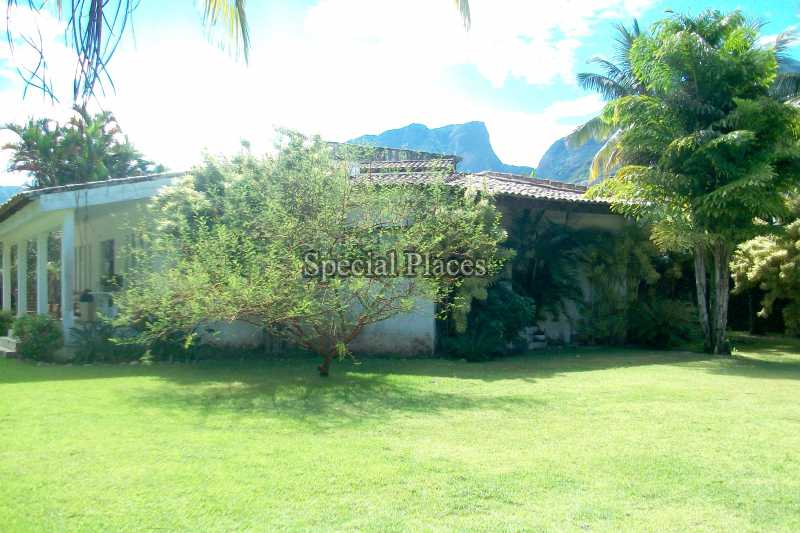FACHADA - Casa 3 quartos à venda Barra da Tijuca, Rio de Janeiro - R$ 2.750.000 - BAC5978 - 1