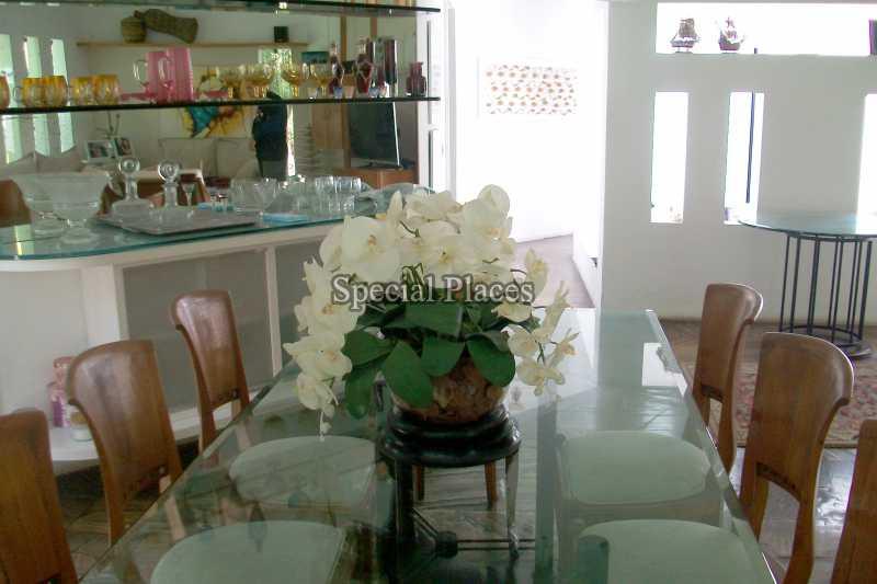 SALA DE JANTAR - Casa 3 quartos à venda Barra da Tijuca, Rio de Janeiro - R$ 2.750.000 - BAC5978 - 11