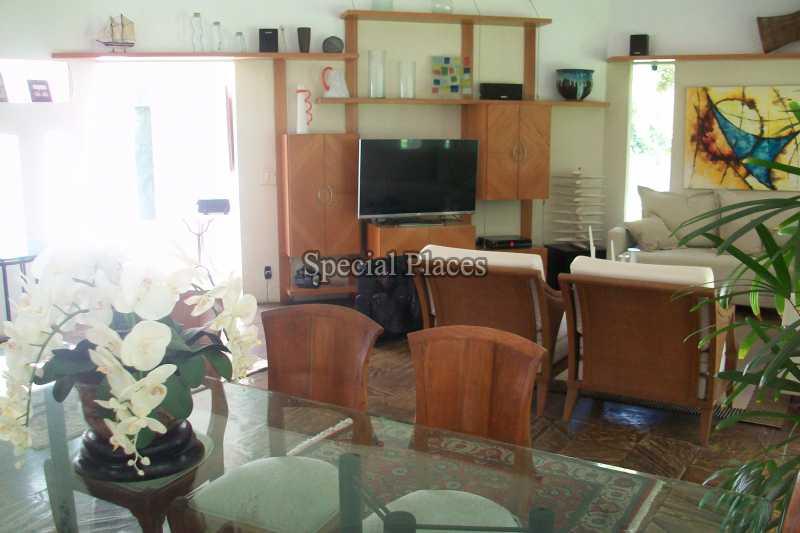 SALÕES - Casa 3 quartos à venda Barra da Tijuca, Rio de Janeiro - R$ 2.750.000 - BAC5978 - 10