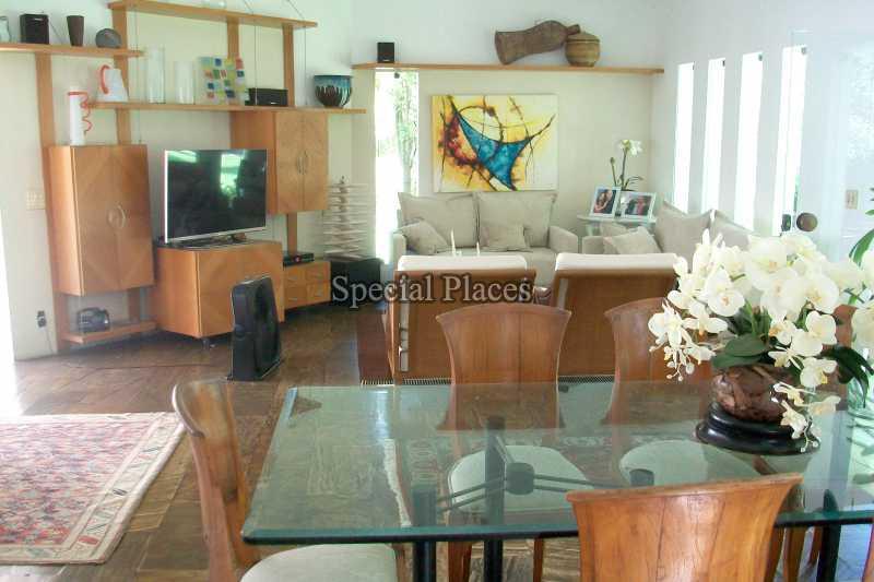 SALÃO - Casa 3 quartos à venda Barra da Tijuca, Rio de Janeiro - R$ 2.750.000 - BAC5978 - 12