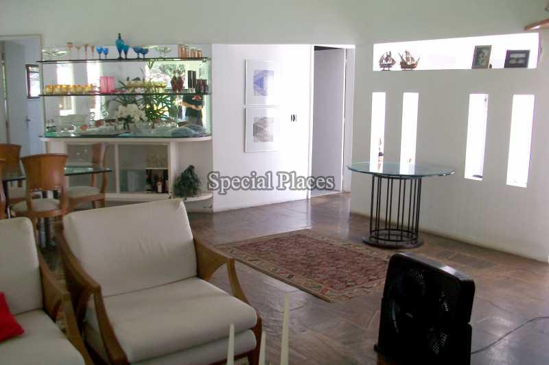SALÕES - Casa 3 quartos à venda Barra da Tijuca, Rio de Janeiro - R$ 2.750.000 - BAC5978 - 14
