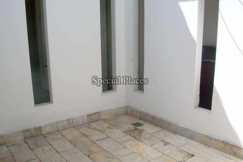 PATIO INTERNO - Casa 3 quartos à venda Barra da Tijuca, Rio de Janeiro - R$ 2.750.000 - BAC5978 - 17