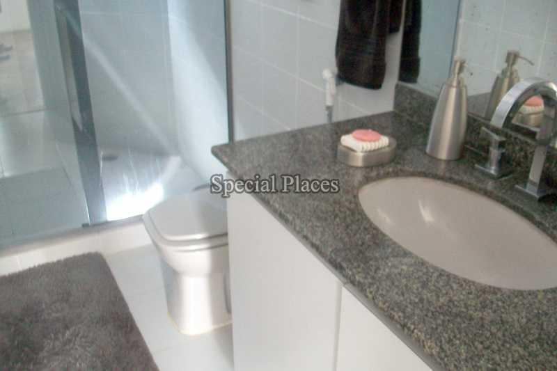 BANHEIRO SOCIAL - Casa 3 quartos à venda Barra da Tijuca, Rio de Janeiro - R$ 2.750.000 - BAC5978 - 24
