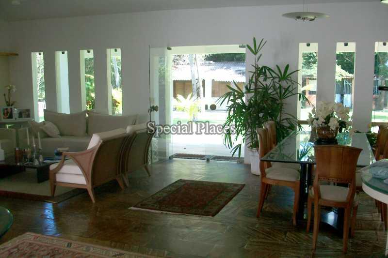 SALÕES - Casa 3 quartos à venda Barra da Tijuca, Rio de Janeiro - R$ 2.750.000 - BAC5978 - 15