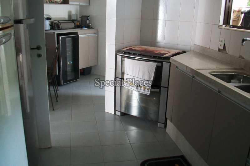 COZINHA - Casa 3 quartos à venda Barra da Tijuca, Rio de Janeiro - R$ 2.750.000 - BAC5978 - 26