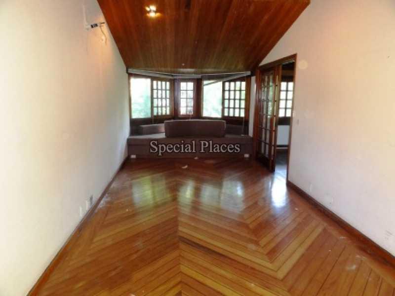 SALA - Casa em Condomínio 5 quartos à venda Barra da Tijuca, Rio de Janeiro - R$ 5.500.000 - BAC2387 - 14