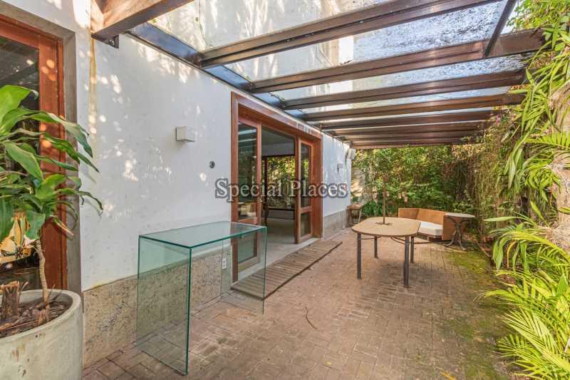 JARDIM DE INVERNO  - Casa em Condomínio 5 quartos à venda Itanhangá, Rio de Janeiro - R$ 5.500.000 - BAC6038 - 9