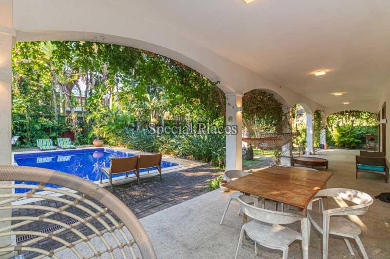 VARADÃO  - Casa em Condomínio 5 quartos à venda Itanhangá, Rio de Janeiro - R$ 5.500.000 - BAC6038 - 8
