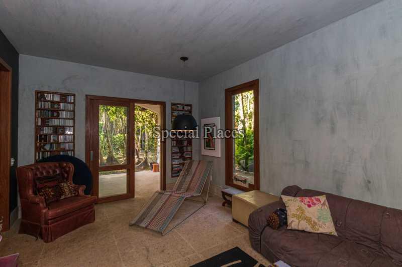 HOME  - Casa em Condomínio 5 quartos à venda Itanhangá, Rio de Janeiro - R$ 5.500.000 - BAC6038 - 15