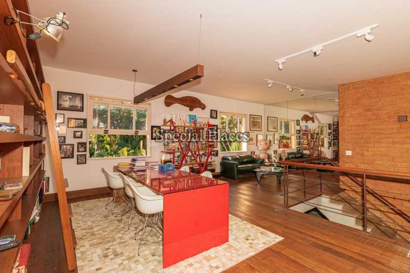 ÁREA ÍNTIMA  - Casa em Condomínio 5 quartos à venda Itanhangá, Rio de Janeiro - R$ 5.500.000 - BAC6038 - 18