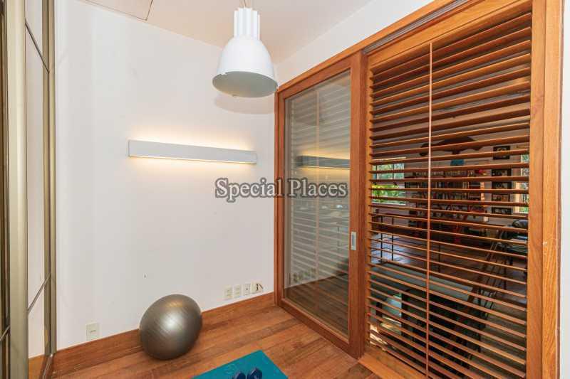 ÁREA ÍNTIMA  - Casa em Condomínio 5 quartos à venda Itanhangá, Rio de Janeiro - R$ 5.500.000 - BAC6038 - 23