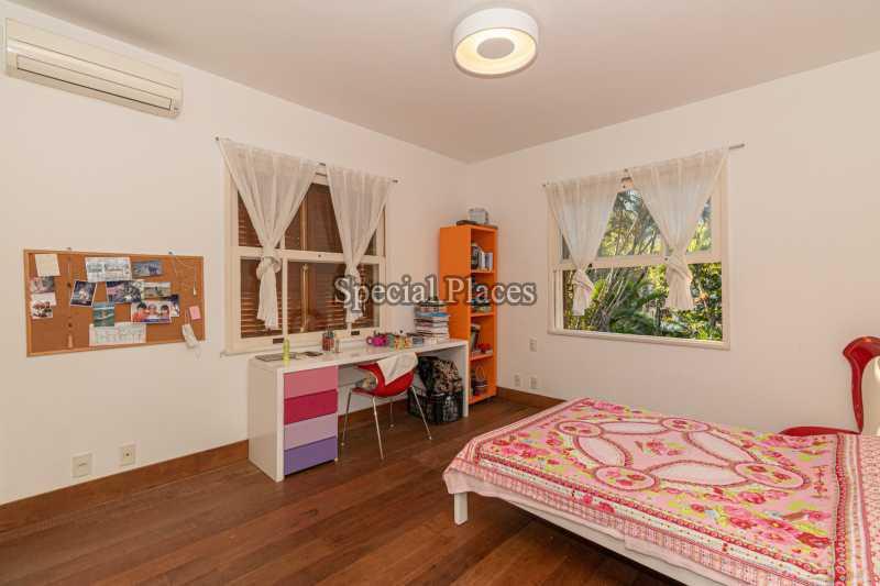 QUARTO  - Casa em Condomínio 5 quartos à venda Itanhangá, Rio de Janeiro - R$ 5.500.000 - BAC6038 - 24