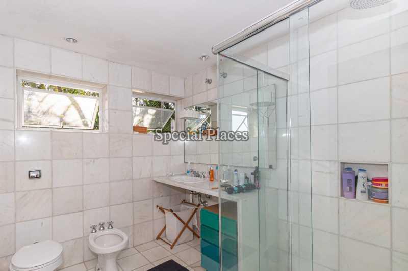 BANHEIRO  - Casa em Condomínio 5 quartos à venda Itanhangá, Rio de Janeiro - R$ 5.500.000 - BAC6038 - 25