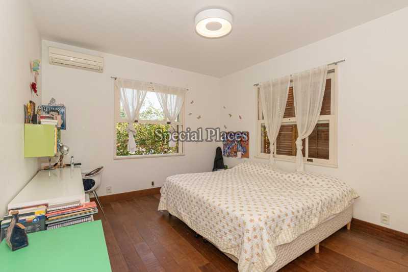 SUÍTE  - Casa em Condomínio 5 quartos à venda Itanhangá, Rio de Janeiro - R$ 5.500.000 - BAC6038 - 26