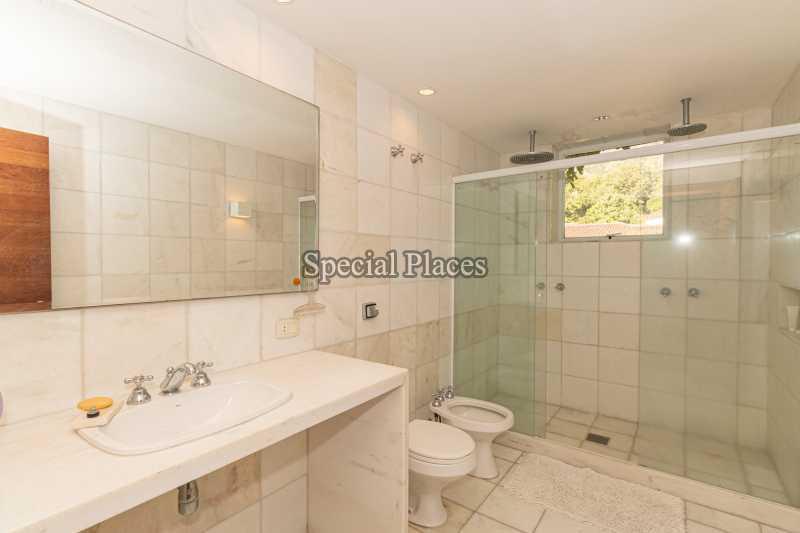 BANHEIRO  - Casa em Condomínio 5 quartos à venda Itanhangá, Rio de Janeiro - R$ 5.500.000 - BAC6038 - 29