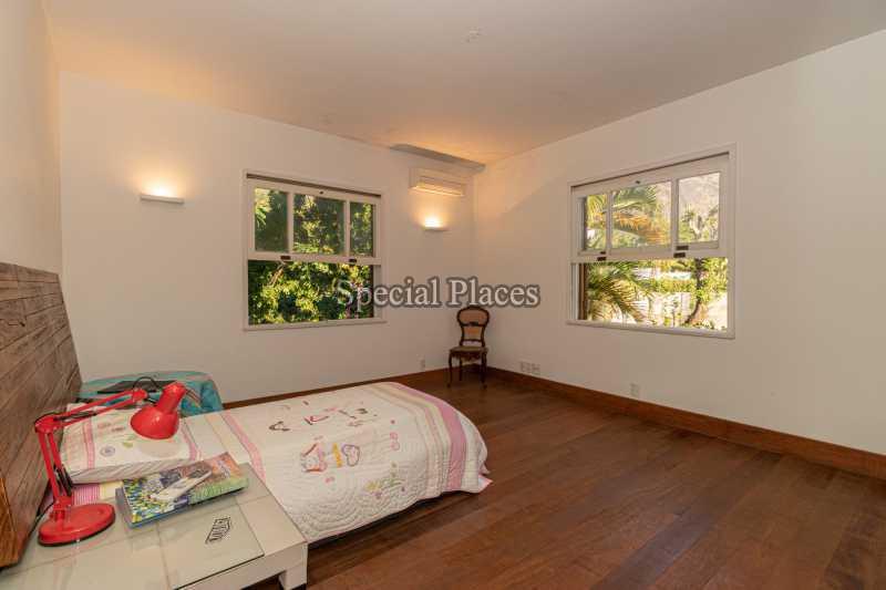 QUARTO  - Casa em Condomínio 5 quartos à venda Itanhangá, Rio de Janeiro - R$ 5.500.000 - BAC6038 - 30