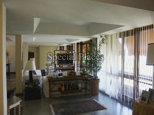 SALAO - Casa em Condomínio 4 quartos à venda Joá, Rio de Janeiro - R$ 4.200.000 - BAC2414 - 11