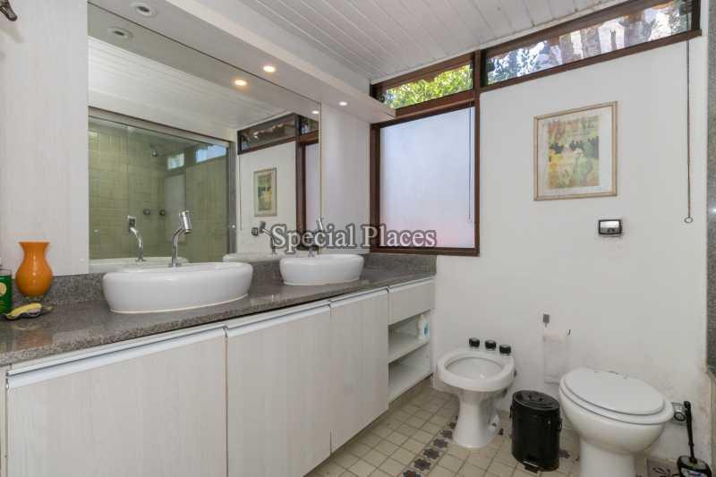 BANHEIRO - Casa 5 quartos para alugar São Conrado, Rio de Janeiro - R$ 3.500 - LOC1194 - 19