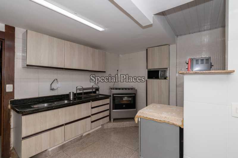 COZINHA 2 - Casa 5 quartos para alugar São Conrado, Rio de Janeiro - R$ 3.500 - LOC1194 - 15