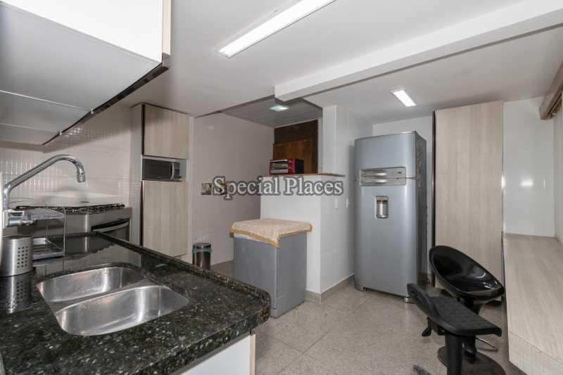 COZINHA 3 - Casa 5 quartos para alugar São Conrado, Rio de Janeiro - R$ 3.500 - LOC1194 - 16