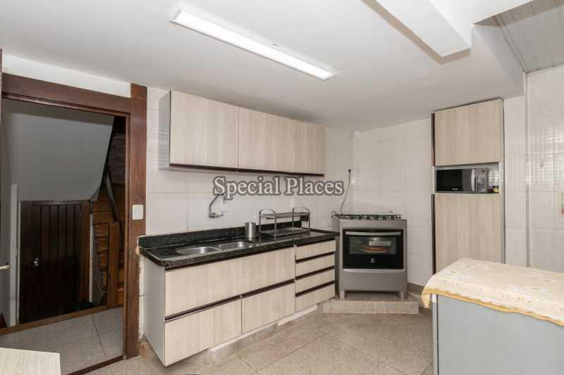 COZINHA - Casa 5 quartos para alugar São Conrado, Rio de Janeiro - R$ 3.500 - LOC1194 - 14