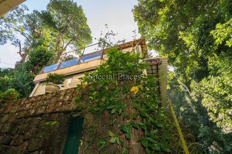 FACHADA 2 - Casa 5 quartos para alugar São Conrado, Rio de Janeiro - R$ 3.500 - LOC1194 - 4