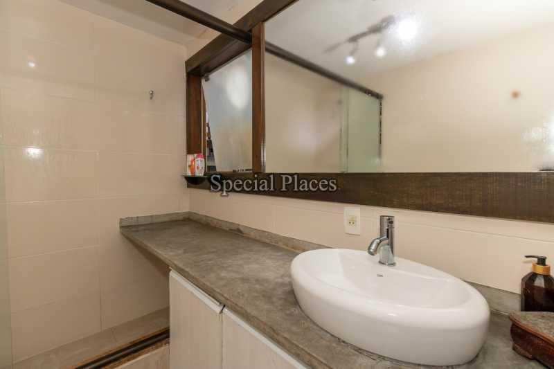 LAVABO - Casa 5 quartos para alugar São Conrado, Rio de Janeiro - R$ 3.500 - LOC1194 - 13