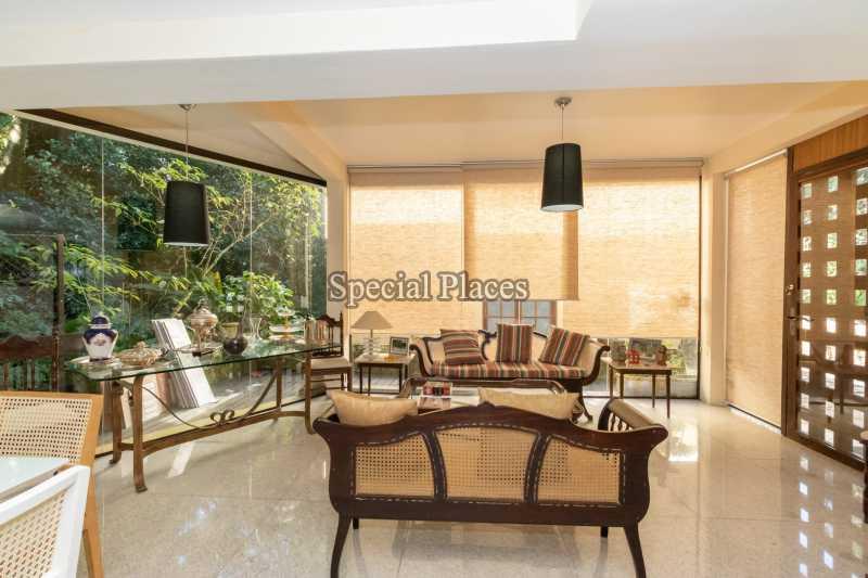 SALA DE ESTAR 3 - Casa 5 quartos para alugar São Conrado, Rio de Janeiro - R$ 3.500 - LOC1194 - 7