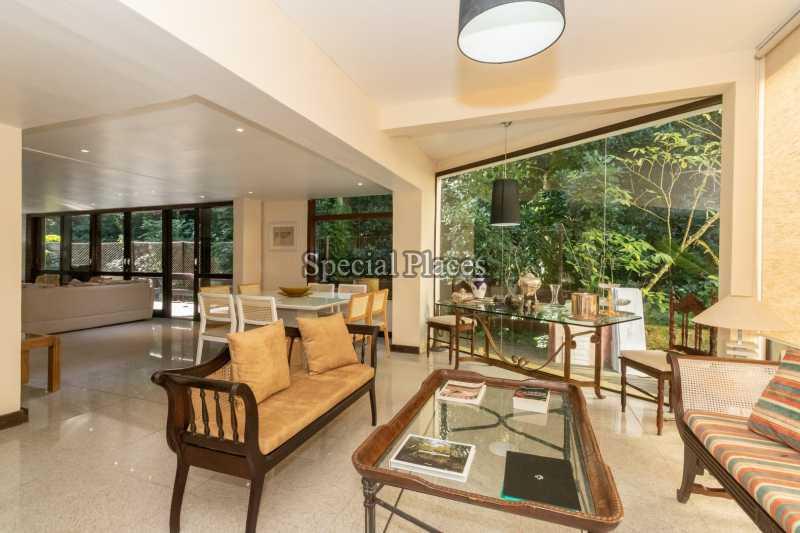 SALA DE ESTAR - Casa 5 quartos para alugar São Conrado, Rio de Janeiro - R$ 3.500 - LOC1194 - 5