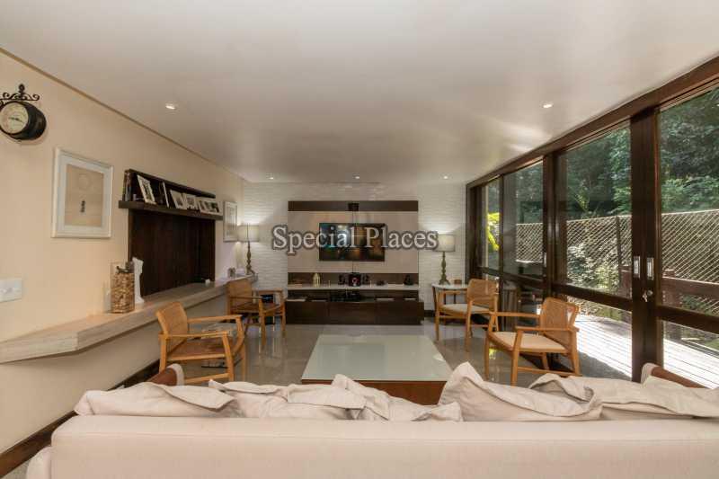 SALA - Casa 5 quartos para alugar São Conrado, Rio de Janeiro - R$ 3.500 - LOC1194 - 8